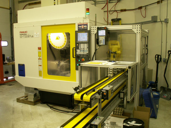 CNC Milling Machines | Swiss Precision Turning, Inc